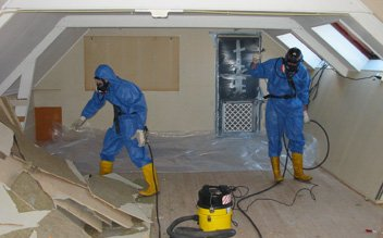 Asbestverwijdering / Asbestsanering